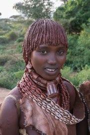 Jeune fille Hamma