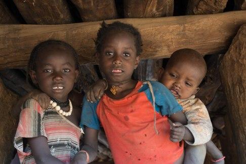 Enfants Konso